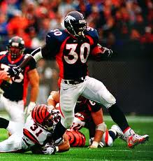 THAT PHONE CALL FROM CANTON TO TERRELL DAVIS IS NOW DUE.