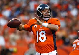 PEYTON MANNING HAS WARTS, BUT DON'T UNDER DO HIS BEAUTY.