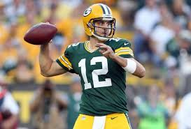 Rodgers is the best run to throw talent I've ever seen play quarterback.