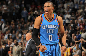Kobe Bryant is a huge fan of Westbrook who competes so fiercely each play.