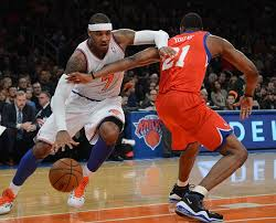 Carmelo receives a lot of criticism. At the very least he is a scoring legend.