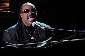 "Stevie Wonder has a magical voice. When he is in a group or duet, I'm always waiting for his part. In ""That's what friends are for"" (#51) he's on the stage with legends. I'm waiting for him to put down his wicked harmonica and belt out his part."