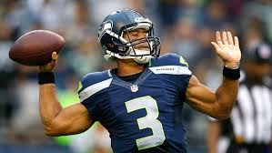 Over the last seven contests of the year, Wilson threw a ridiculous 24 touchdowns to 1 interception.