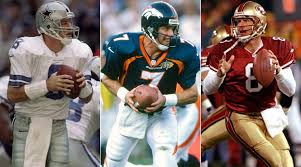 THE 55 GREATEST QUARTERBACKS IN NFL HISTORY